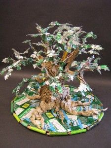 1000 images about recycled projects on pinterest pirate - Recycled can art projects ...