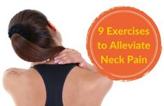 End your neck pain in minutes with this easy routine you can do every day!