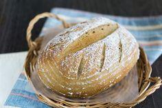 フォルサワーのライ麦パン レシピブログ