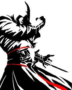 assassin's creed stencil - Google Search