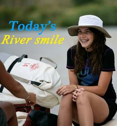 Today's River Smile