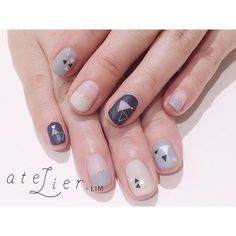 ideas manicure pedicure french simple for 2019 French Nail Designs, Diy Nail Designs, Colorful Nail Designs, Acrylic Nail Designs, Ring Finger Nails, Rose Nail Art, Gel Nagel Design, Types Of Nails, Nagel Gel