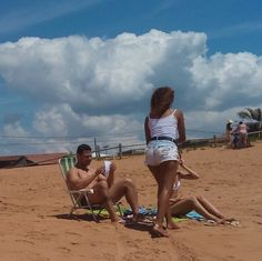 Panfletagem na praia de Jacaraípe.