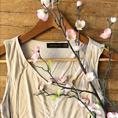 Nude Colored Top Simple Chic TopGreAt condition soft, stretchy, no holes, or snags or stainsfitted The Limited Tops