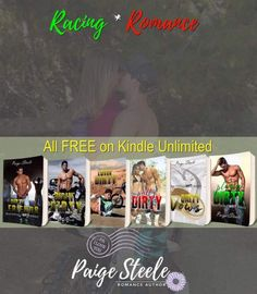ALL 6 books are FREE on KU. Grab your copies of the Beautifully Dirty series today and go riding and racing around the track while falling in love   #racing #riding #romance  http://amzn.to/1WnoZYr Dirty Friendshttp://amzn.to/1BQjSfh Ridin Dirty  http://amzn.to/1PwoD1i Lovin Dirty  http://amzn.to/2nSUjnR Pretty Dirty  http://amzn.to/2mG0kTK Dirty Vows  http://amzn.to/2mG0quA Playin Dirty