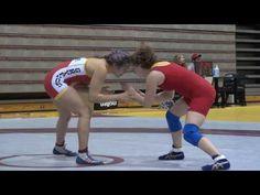2016 McMaster Invitational FW48kg Augusta Eve (Impact) vs Natassya Lu (Guelph)