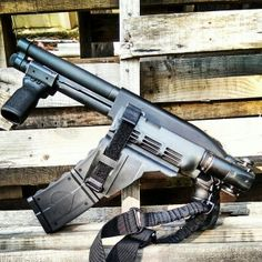 """black aces dt. They make this with a short barrel and sell it as a regular shotgun. NOT AOW, because it's over 26""""..???"""