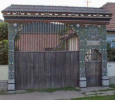 Szekely -- Hungarian Gates