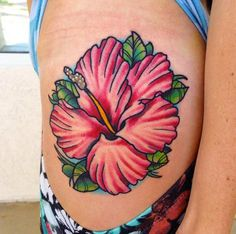 hibiscus-hip-tattoo