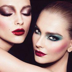 Editor's Pick: Cheryl's Perfect Wine Red Lip Gloss Tom Ford make up looks 80s Makeup, Tom Ford Makeup, Glam Makeup, Makeup Inspo, Makeup Inspiration, Makeup Geek, Makeup Ideas, Soft Make-up, Kreative Portraits