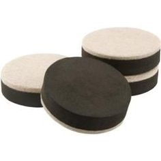 Reusable Heavy Duty Felt Round Super Slider Furniture Movers Easily And  Quickly Move Large, Heavy