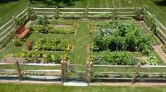 Vegetable Gardens R Us - Bed Construction - We will design and build a vegetable garden for you to cultivate in Chester County