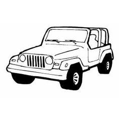 120 best jeep images jeep truck 4 wheel drive suv autos YJ Armor jeep wrangler truck coloring pages jeep wrangler printable coloring planes trains
