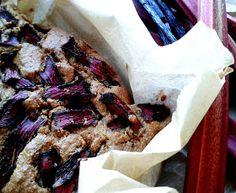 My Paleo Pantry: Rabarbermazarin med lakrids og vanille