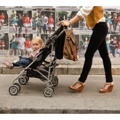 Strolling along with my Magic Stroller Bag