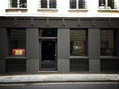 Garance, la nouvelle adresse qui réveille les ministres  http://www.mrlung.com/2013/01/24/garance-restaurant-a-paris/