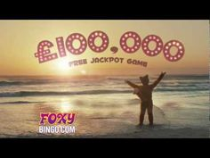 My Foxy Bingo £100,000 Bingo Game telly ad!