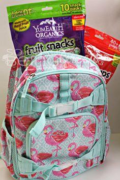 YumEarth Organics Back to School Snacks