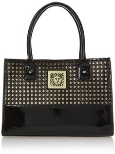 Anne Klein Picnic For Two Tote,Black,One Size Anne Klein Online Shopping to enter or purchase click on Amazon here http://www.amazon.com/dp/B00HPLYL48/ref=cm_sw_r_pi_dp_gxC1tb0AP5VQGYCA