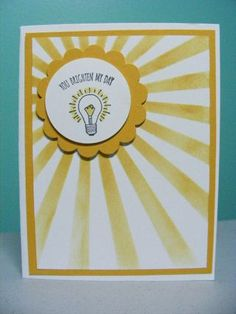I love happy mail.  A good card to go with sunshine box.  Must find this stamp.