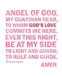 ;p...Angel of God
