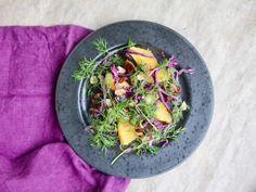 Rødkålsalat Cabbage, Vegetables, Ethnic Recipes, Food, Veggies, Vegetable Recipes, Meals, Cabbages, Yemek