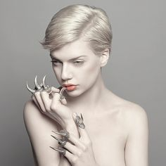 Photography/Retouching - Catherine Day  Rings - Ghost Love Model - Katy McGee