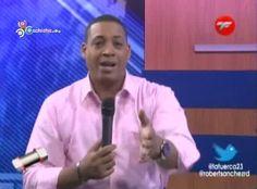 Julio Clemente Habla De Lo Nuevo Del Show Del MedioDía Con Robert Sánchez En La Tuerca @RobertSanchezRD #Video