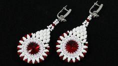 superduo earrings ~ Seed Bead Tutorials