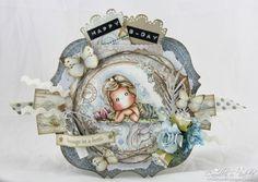 Piscies Tilda fra Magnolia sin Zodiac kolleksjon ♥