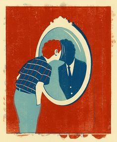 "Dan Bejar - ""Inner Reflection"""