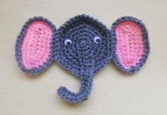 Crochet elephant app