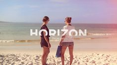 Great summer inspiration, explore new horizons