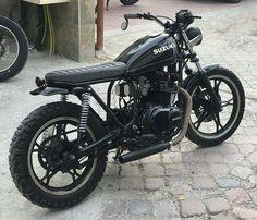 Suzuki GS450t #scrambler discover #motomood