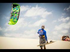 Kiteboarding Across the Brazilian Desert