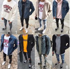 Thats what you call varying your clothes