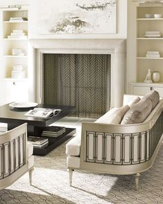 Caracole Furniture, Sofa Furniture, Living Room Furniture, Furniture Design, Metal Furniture, Luxury Furniture, Hooker Furniture, Classic Furniture, Cheap Furniture