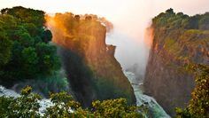 Find cheap flights to Victoria Falls VFA, Zimbabwe at Carlton Leisure - compare Victoria Falls flight prices from all major airlines which provide flights services to Zimbabwe. Lds Mission, Major Airlines, Find Cheap Flights, Victoria Falls, Zimbabwe, Africa Travel, Waterfall, Vacation, Places