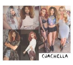 """Coachella Day 2 (Don't Save Items)"" by indialove-w ❤ liked on Polyvore"