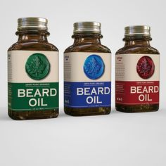 Design a sophisticated and modern beard oil label for Ethos