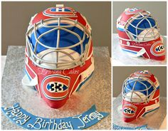Montreal canadiens cupcakes & montreal canadiens cupcakes & cupcakes des canadiens de montréal & cupcakes montreal canadiens & montreal canadiens logo, montreal canadiens wallpaper, montreal canadiens funny, montreal canadiens mug, montreal canadien Hockey Birthday Cake, Hockey Birthday Parties, Hockey Party, Boy Birthday, Shabby Chic 1st Birthday, Theme Sport, Invitation Fete, Hockey Cakes, Sport Cakes