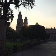 Ayuntamiento de Morelia refuerza cuidado de imagen urbana de la ciudad