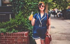 Flashes of Style: Sailor Baby
