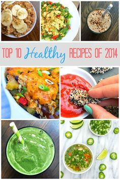 Top 10 Healthy Recipes of 2014 - The Lemon Bowl