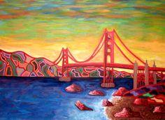 Golden Gate 2- .:   Mystic Eye Studio  :.