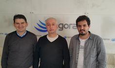 Guneshaber.net Genel Yayın Yönetmeni Mustafa Fazlıoğlu'ndan RENSEF Ekibine ziyaret