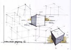 Como algo tan simple hecho bien parece mucho más (es solo un cubo)