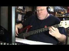 The Temptations My Girl Bass Cover