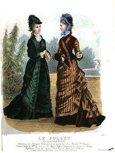Oct 1876 le follet, journal du grand monde