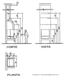 Barbacoa, Bbq, Floor Plans, Outdoor Kitchens, Flooring, Fireplaces, Simple, Patterns, Metal